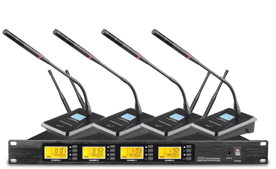 CT-E400无线麦克风调频