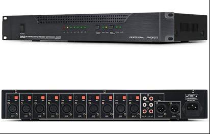 DK-10十路混音器