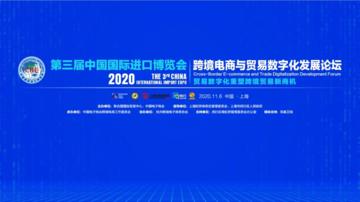"""杭跨协参与协办2020跨境电商与贸易数字化发展论坛,主持对话""""企业转型与创新"""""""