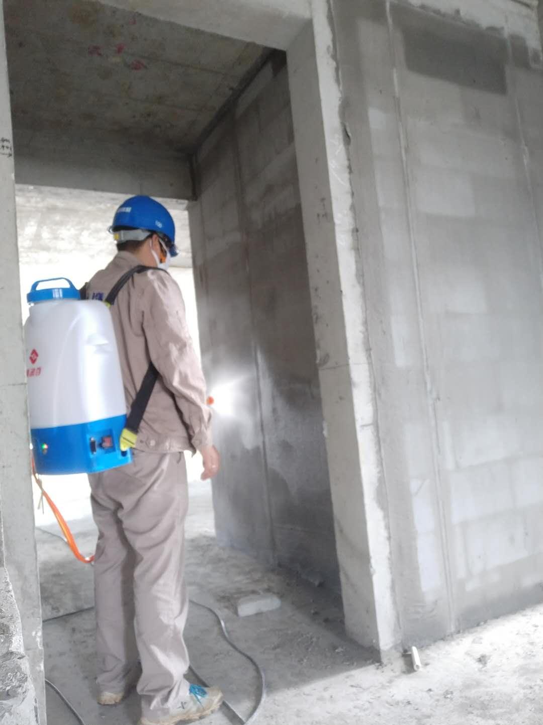 新建房屋白蚁预防服务