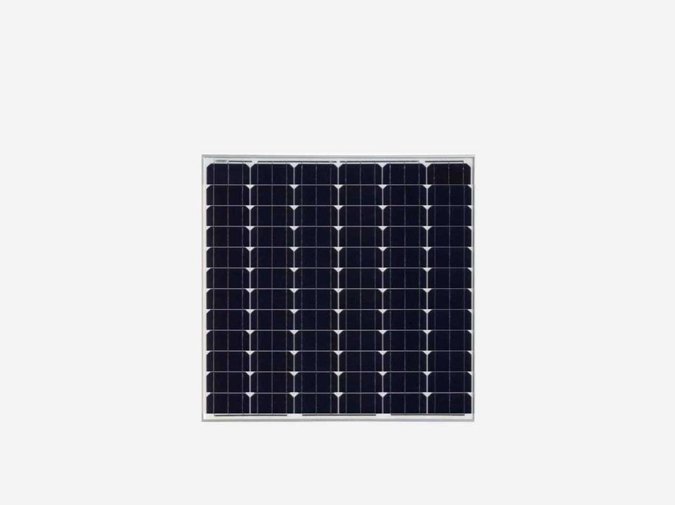 单晶硅太阳能组件XY160M