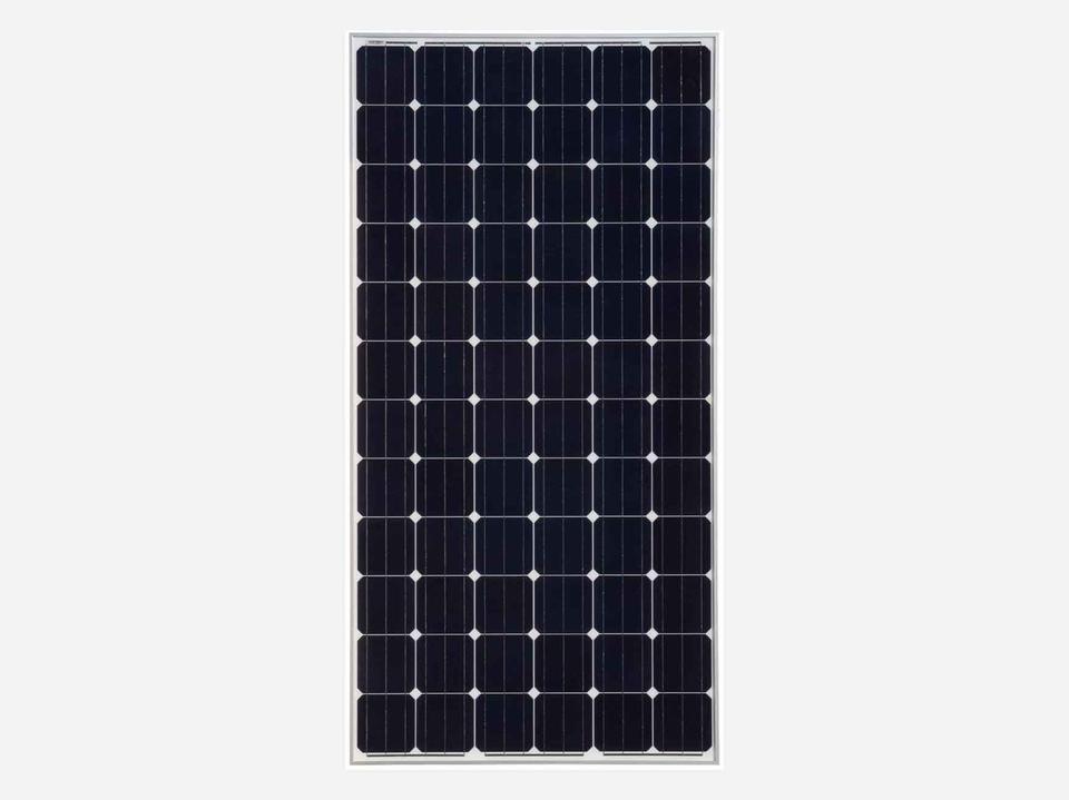 单晶硅太阳能组件XY375M