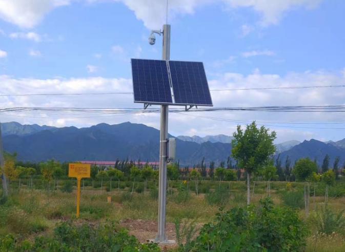 太阳能供电离网系统