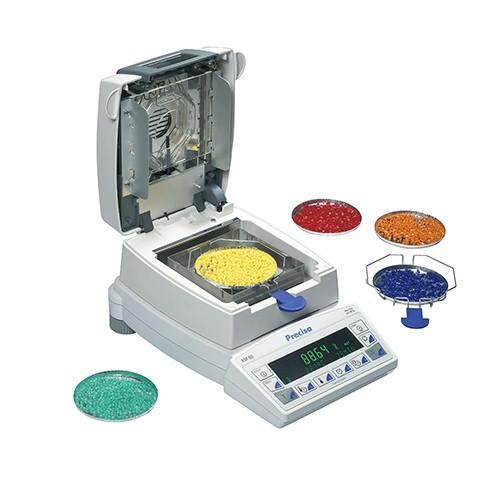 瑞士普利赛斯Precisa330XM快速水分仪-卤素/红外/金属管