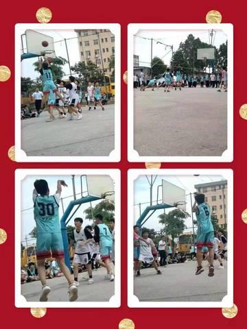 广州市花都区华晨学校——篮球比赛
