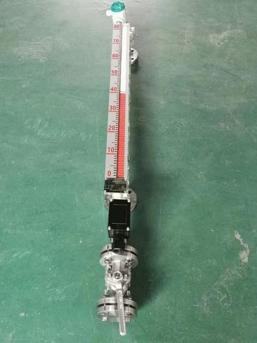 磁翻板液位计结构及原理带远传应需注意事项