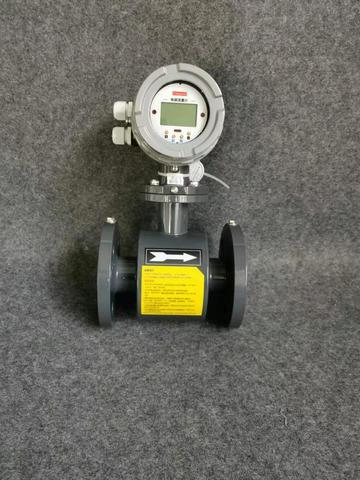 304内衬四氟电磁流量计产品优点