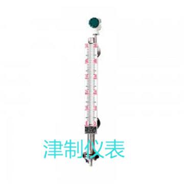 天津磁翻板液位计 津制仪表磁制伸缩液位计 厂家直发