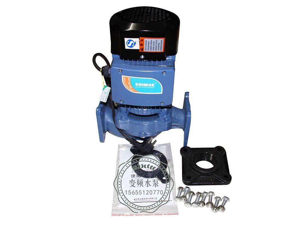 新界CPH25-40F热水循环泵