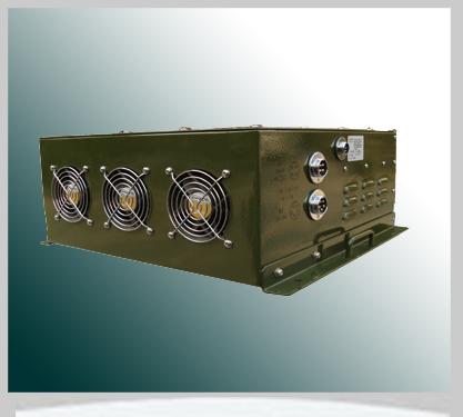 军用通信逆变电源(DC48V转AC220V)