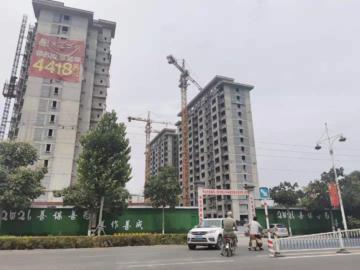 """河北枣强县: """"驹王汉唐公馆""""拉长建设周期何人来管"""