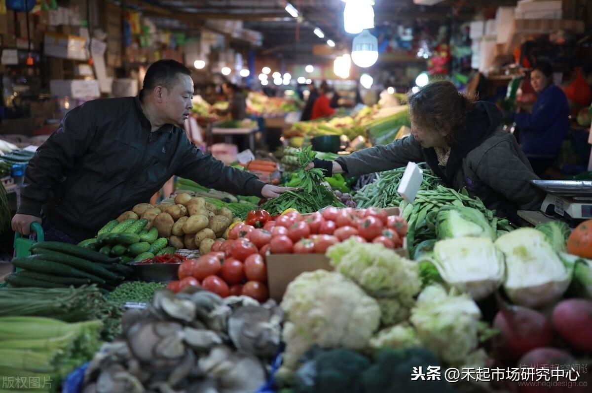 """从""""超级物种""""的没落看农贸市场的未来"""