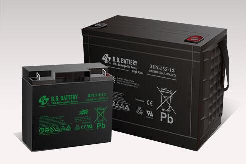BB蓄电池MPL系列