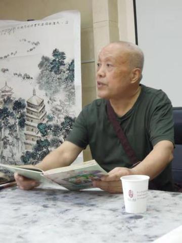 樊新迈-长安于右任书法艺术研究院 艺术顾问