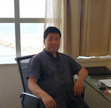 闫瑞-长安于右任书法艺术研究院院长