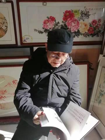 赵仁茂-长安于右任书法艺术研究院秘书长