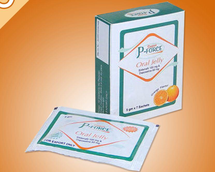 绿P双效果冻水果味(一盒7袋)