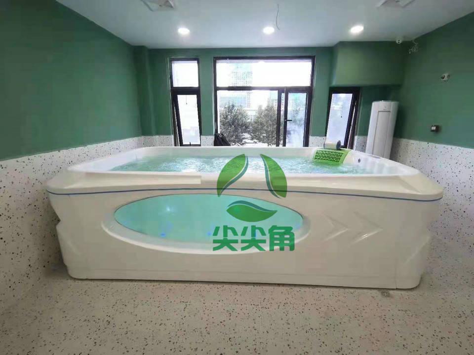 儿童游泳池透明可视款