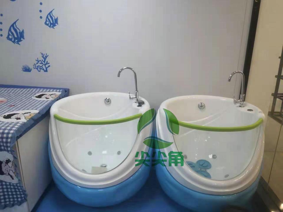 卡通婴儿洗澡桶