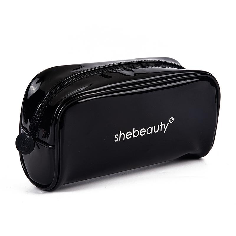 Shebeauty Makeup Bag in Black