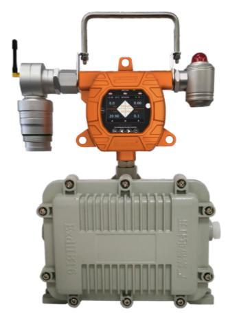 泵吸式气体检测仪TBJK90系列