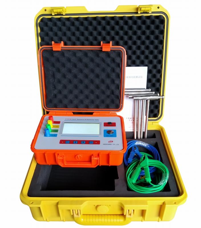 S-3319B 土壤电阻率接地电阻测试仪