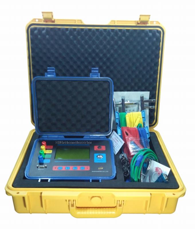 S-3319N 土壤电阻率接地电阻测试仪