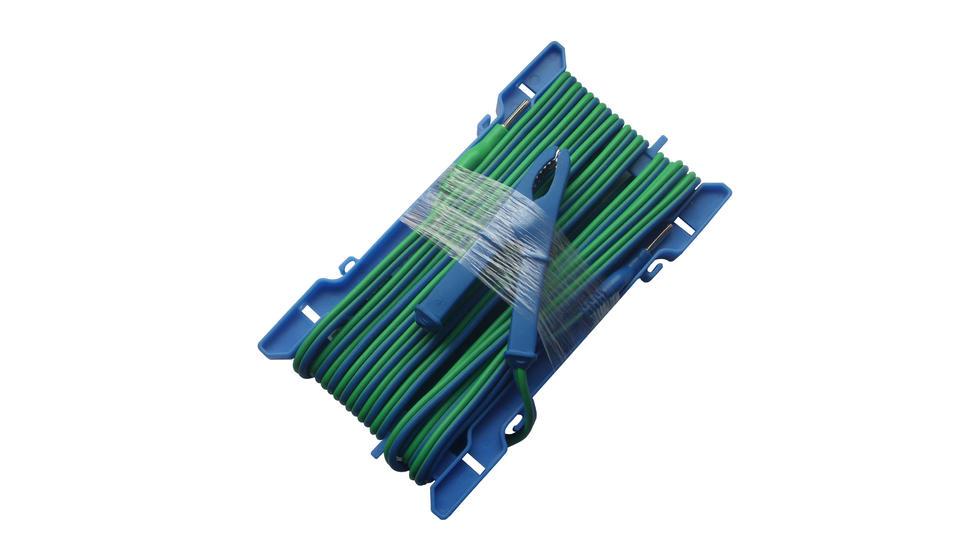 S-410 10米蓝绿双排线