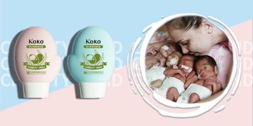 一支护手霜 帮助早产微宝重获新生