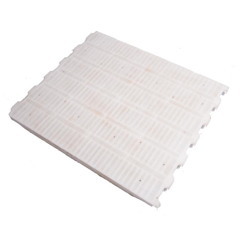5X6白色无孔漏粪板