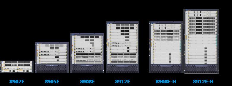 中兴ZXR10 8900E系列核心交换机