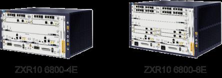 中兴ZXR10 6800多业务路由器