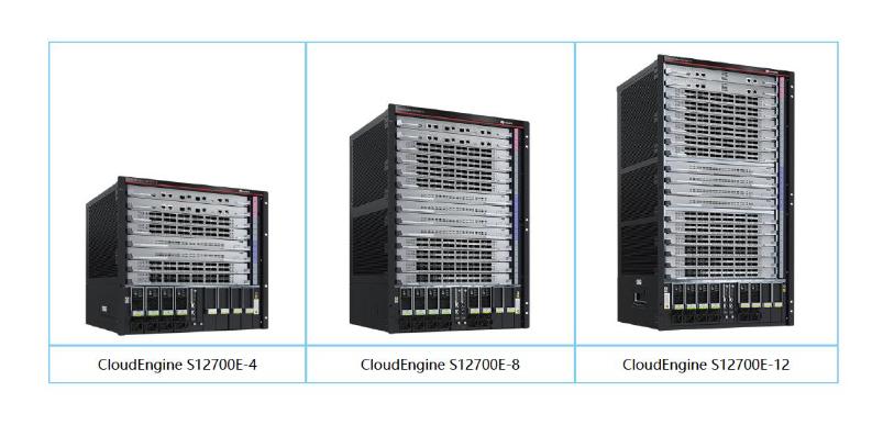 华为 CloudEngine S12700E系列交换机