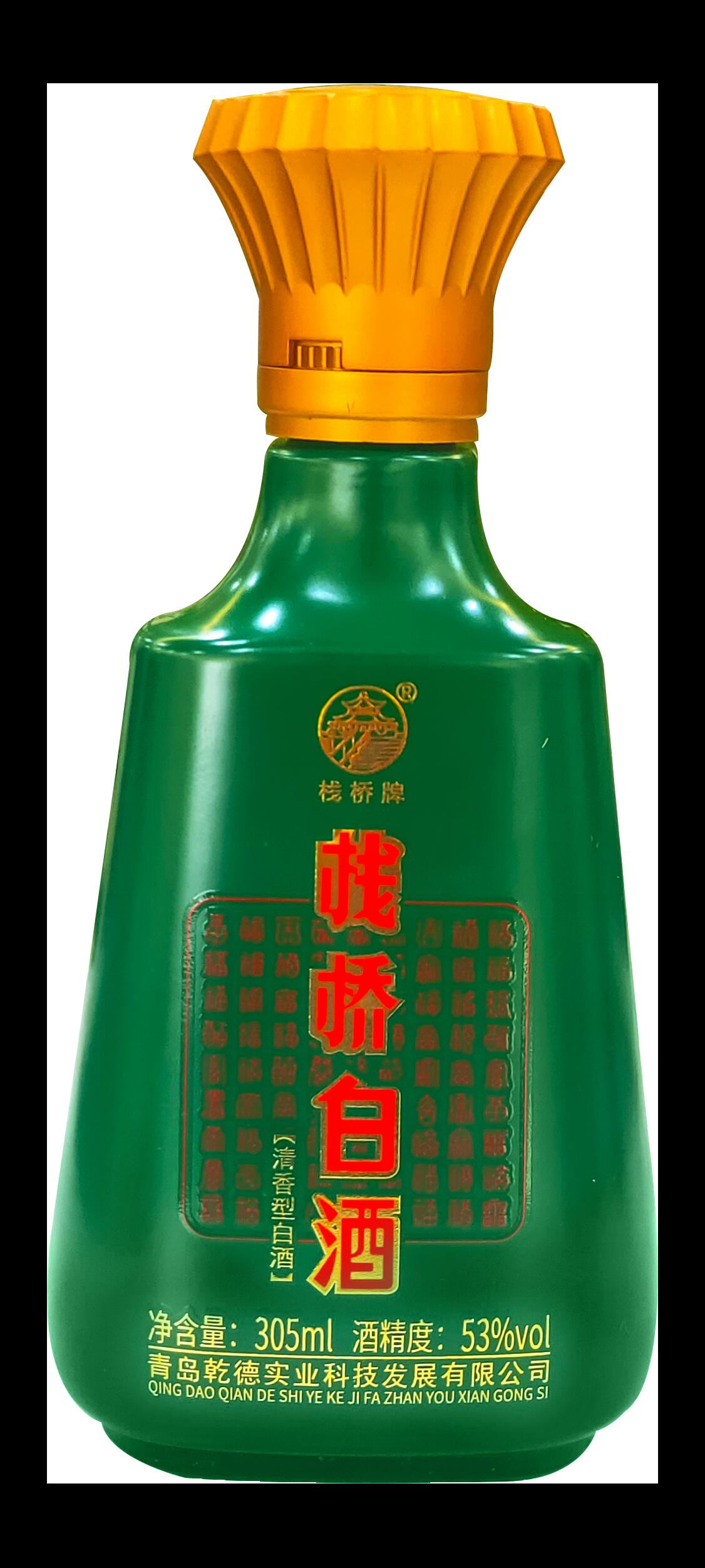 栈桥白酒305ml