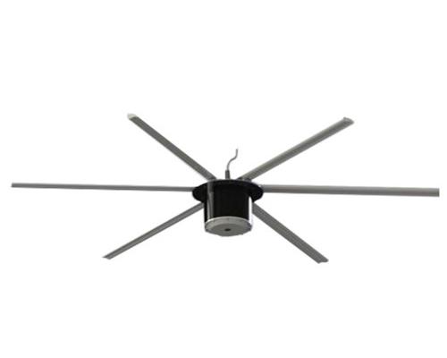 6.6米永磁工业风扇