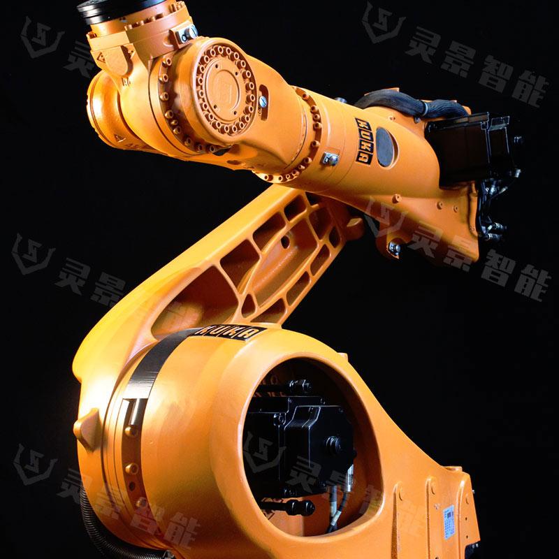 极品展机KR210 R2700,德国制造经典大型口碑工业机器人,搬运码垛无敌手,性价比之王
