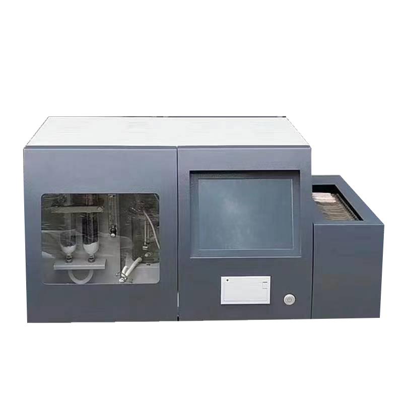 HYDL-8000多样一体定硫仪