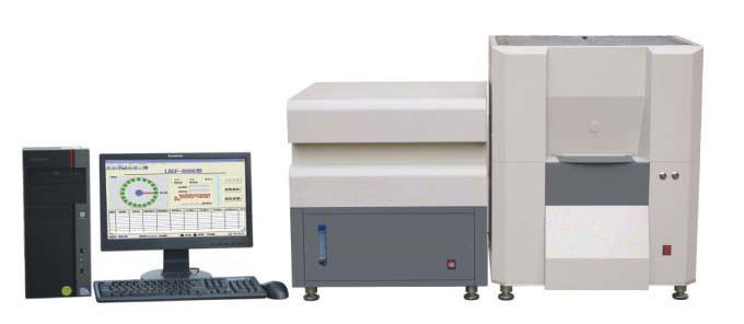 HYGF-8000型全自动工业分析仪