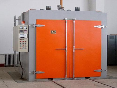 锂电池铜箔卷烘箱