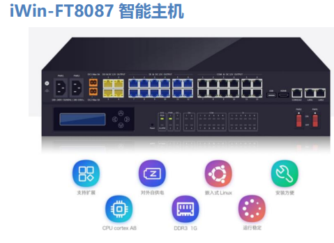 iWin-FT8087 智能主机