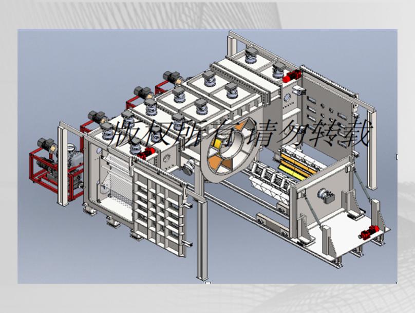 SJR-C1300-1/D型磁控溅射卷绕镀膜设备