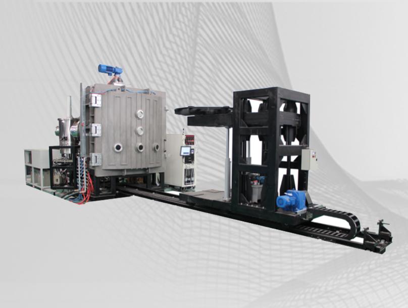 SXZ2200-1/G箱式真空镀膜系统(电子束蒸发)