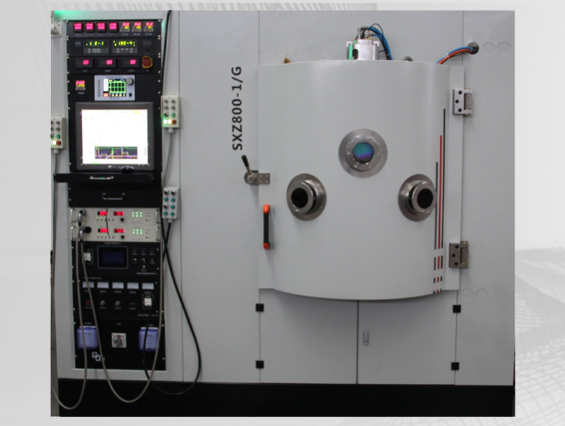 SXZ800-1/G箱式真空镀膜系统(电子束蒸发)