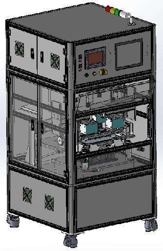 LCD对位组装设备