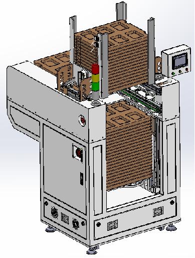 移动式Tray供料机