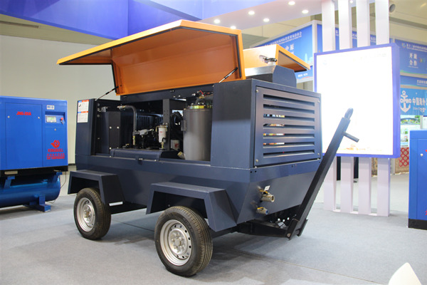 Industrial Portable Diesel Air Compressor Manufacturers