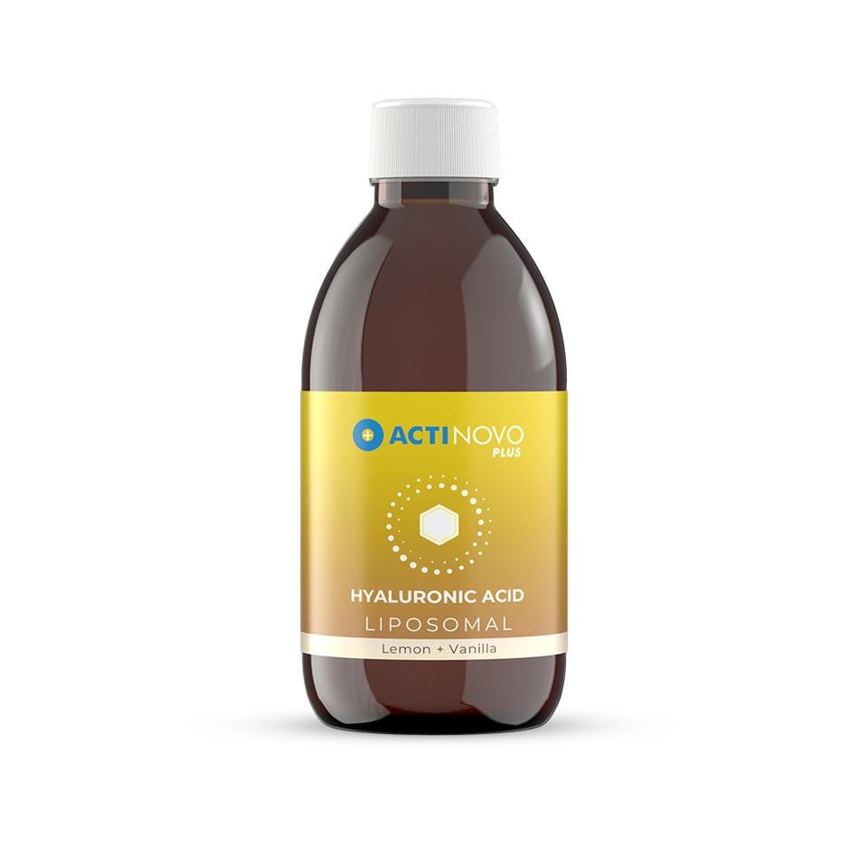 脂质体透明质酸+柠檬&香草