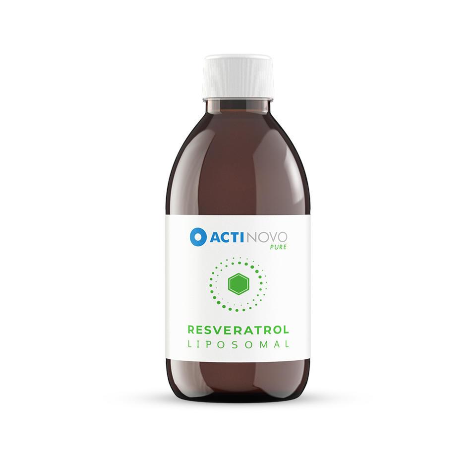 脂质体白藜芦醇