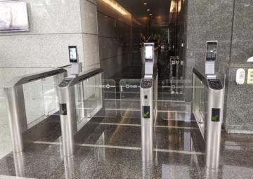 耘创科技人脸识别访客预约系统正式入驻厦门中骏集团