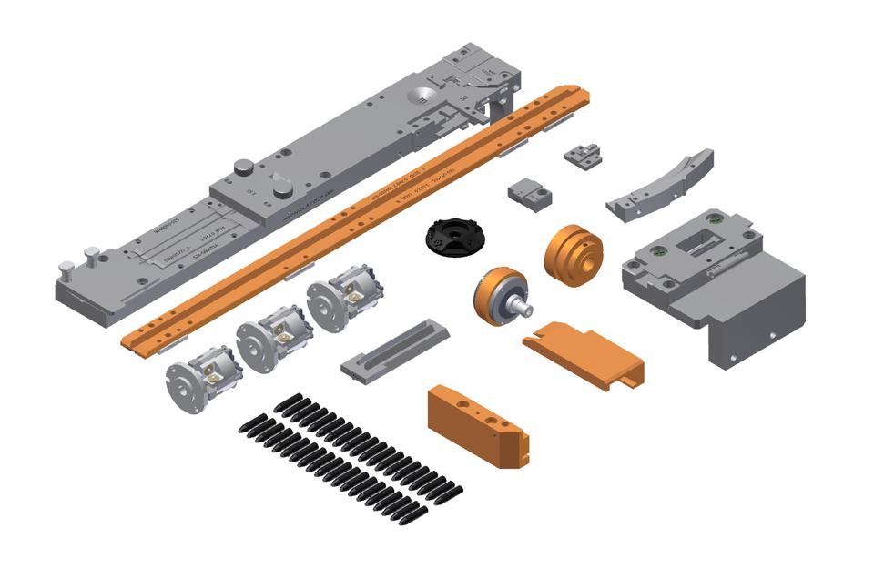 Turret Handler Conversion Kit